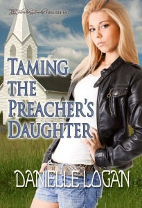 taming preacher daughter cover
