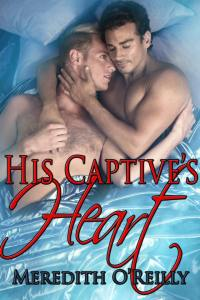 His Captive's Heart Cover